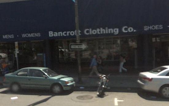 Bancroft Clothing Company - Berkeley, CA, United States. Mabuhay
