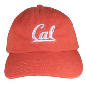 Adjustable Ballcap Style #508b orange