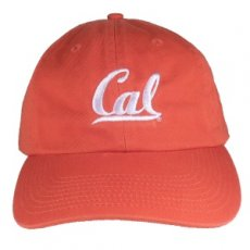 Adjustable Ballcap Style #508b orange