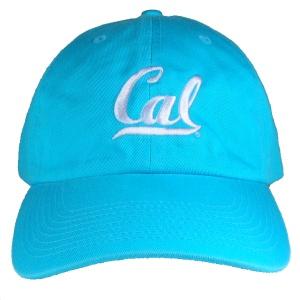 Adjustable Ballcap Style #508b turquoise