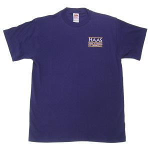 Short Sleeve T-Shirt Style #Haas emb