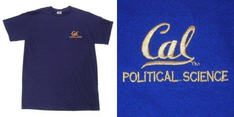 Short Sleeve T-Shirt Style #calmaj Political Science