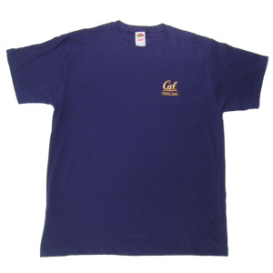 Short Sleeve T-Shirt Style #calmaj English