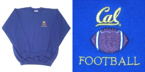 Crewneck Sweatshirt Style #2a