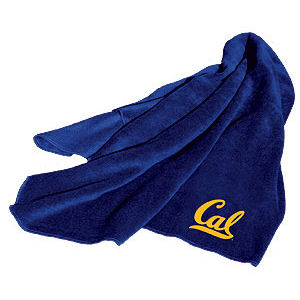 Cal-Berkeley Fleece Throw Style #117-25