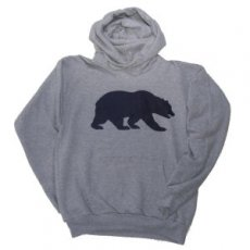 Pull Over Hood Style #Sidehd heather