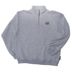 Quarter Zip Sweatshirt Style #7800 heather