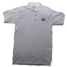 Polo Shirt Style #Z80 white