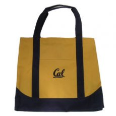 Tote Style #Xvt yellow/navy