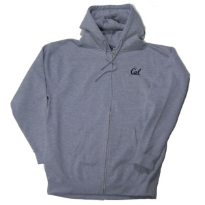 Full Zip Hood Style #7106 heather