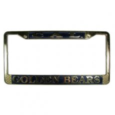 License Plate Frame Style #lic26