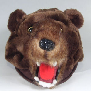 Bear Hat Style #2600br