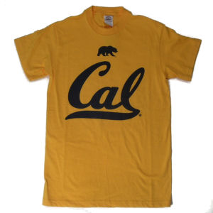 Short Sleeve T-Shirt Style #65 yellow