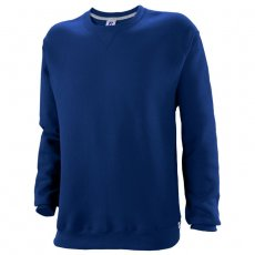 Russell Athletic Dri-Power Performance Crewneck Sweatshirt - Navy