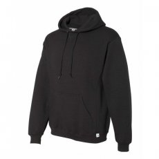 Russell Athletic Dri-Power Performance Hooded Sweatshirt Style #695HBMI Black