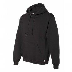 Russell Athletic Dri-Power Performance Hooded Sweatshirt Style #695HBMI Black