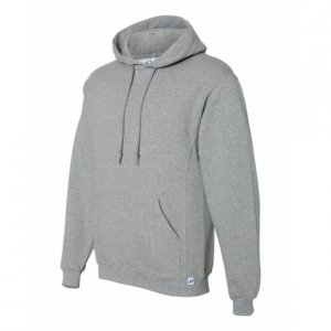Russell Athletic Dri-Power Performance Hooded Sweatshirt - Oxford