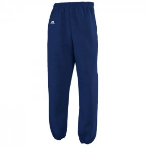 Russell Athletic Dri-Power Performance Sweatpant with Side Pocket Style #029HBM0 Navy