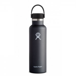 Hydro Flask 21 oz. Standard Bottle - Black