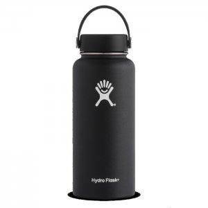 Hydro Flask 32 oz. Wide Mouth Bottle - Black