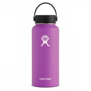 Hydro Flask 32 oz. Wide Mouth Bottle - Raspberry