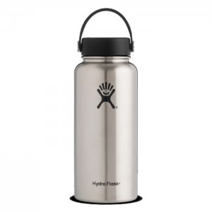 Hydro Flask 32 oz. Wide Mouth Bottle - Stainless