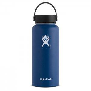 Hydro Flask 32 oz. Wide Mouth Bottle - Cobalt