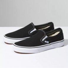 Vans Slip On - Black/White