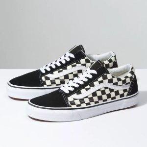 Vans Old Skool - Black/White Check
