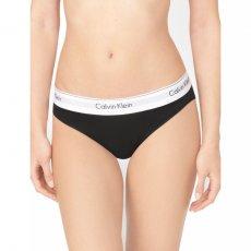 Calvin Klein Modern Cotton Bikini - Black