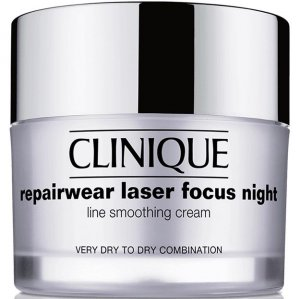 Clinique Repairwear Laser Focus™ Night Line Smoothing Cream