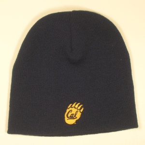Knit Cap Style #5002 navy claw