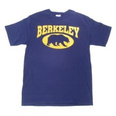 Short Sleeve T-Shirt Style #Berbear navy
