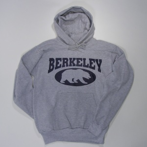 Pull Over Hood Style #Berbearst heather grey