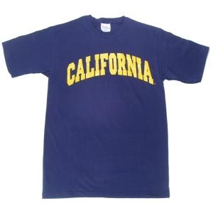 Short Sleeve T-Shirt Style #Calarch navy