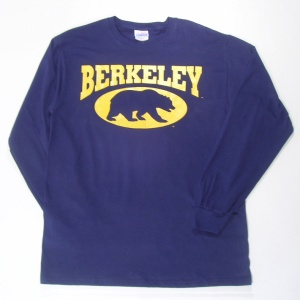 Long Sleeve T-Shirt Style #Berbearls