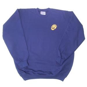 Crewneck Sweatshirt Style #Gclawst navy