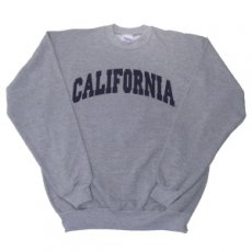 Crewneck Sweatshirt Style #127 heather