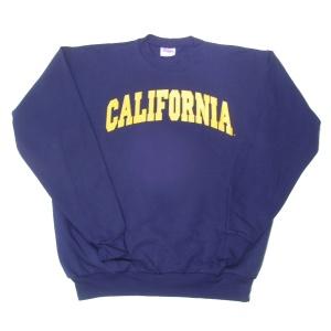 Crewneck Sweatshirt Style #127 navy