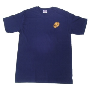 Short Sleeve T-Shirt Style #Gclaw navy