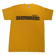 Short Sleeve T-Shirt Style #Floral yellow