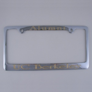 License Plate Frame Style #lic11