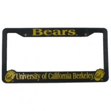 License Plate Frame Style #lic12