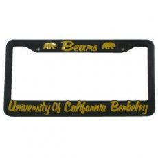 license plate frame style lic16