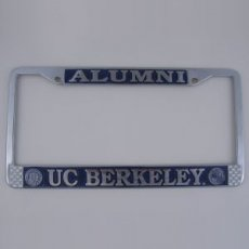 license plate frame style lic9