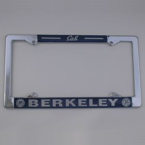 License Plate Frame Style #lic2