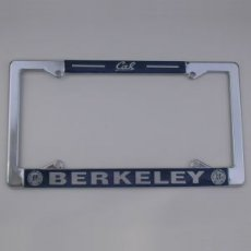 license plate frame style lic2