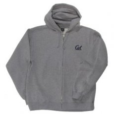 Women's Full Zip Hood Style #BJF202cal heather